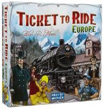 TICKET TO RIDE EUROPE - NL_